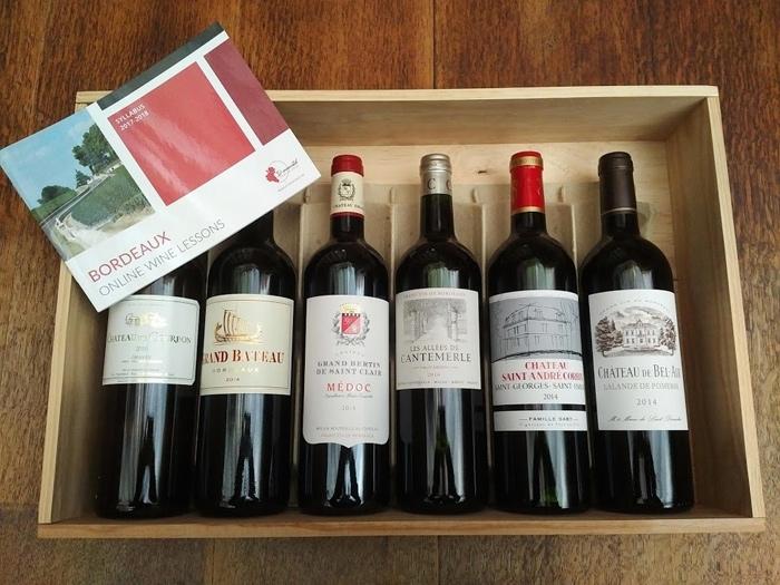 Wijnpakket-Bordeaux