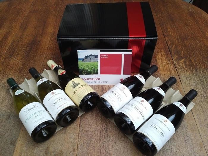 Bourgogne-Klassiek-Wijnpakket