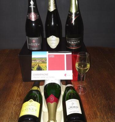 Wijnpakket-Champagne-Luxe