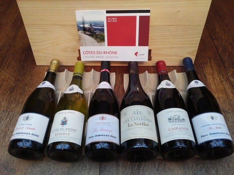 Wijnpakket-Côtes-du-Rhône