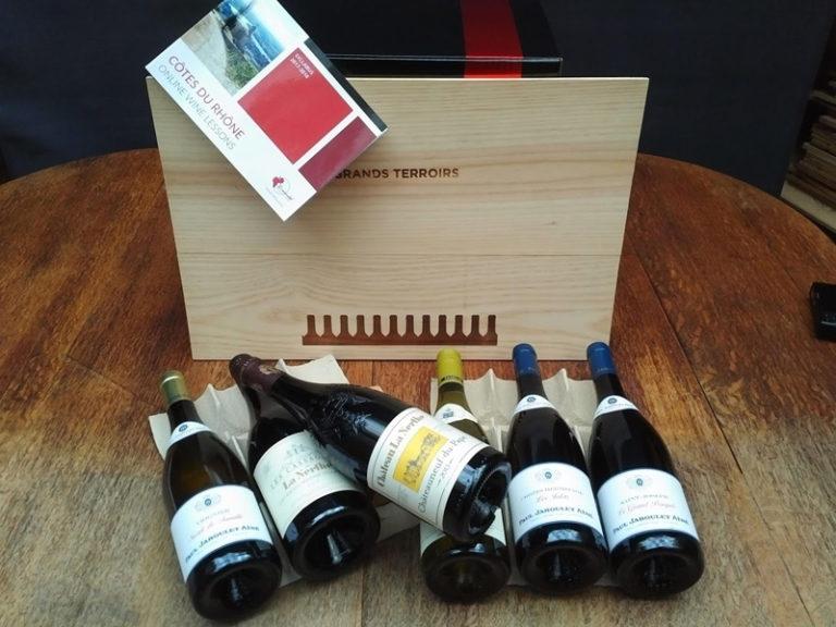 Wijnpakket-Côtes-du-Rhône-Luxe