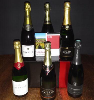 Wijnpakket-champagne-Mousserende-wijnen