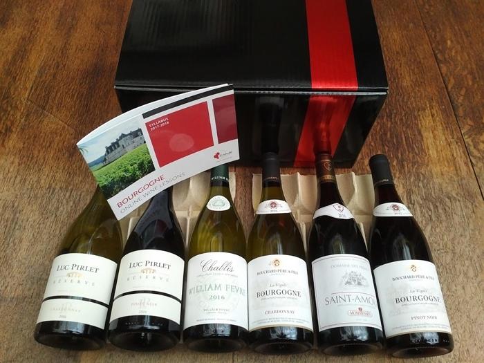 WijnpakketBourgogne-met-Chardonnay-and-Pinot-noir